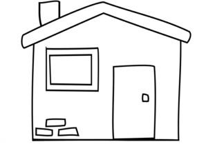 Una casetta nel cielo cefeo for Casa disegno